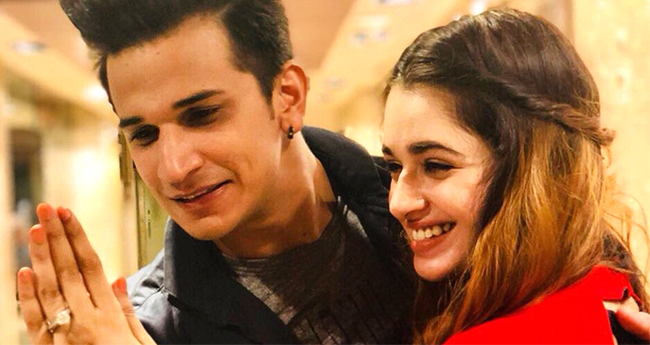 Yuvika Chaudhary Shares Her Feeling Of Being A Bride Of Prince Narula And It's Beautiful