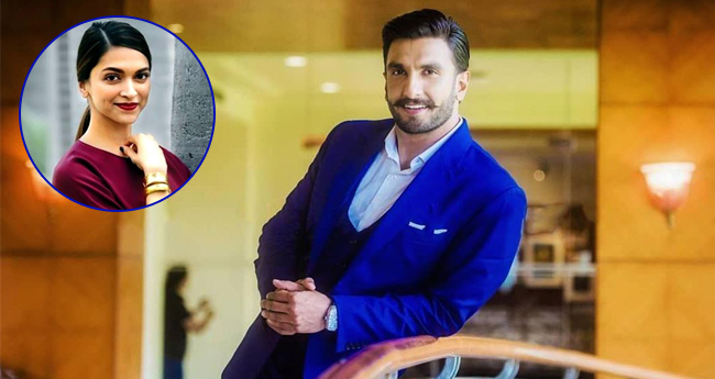 Deepika Comments On Ranveer's Picture, Proves She Can't Get Over His Handsome