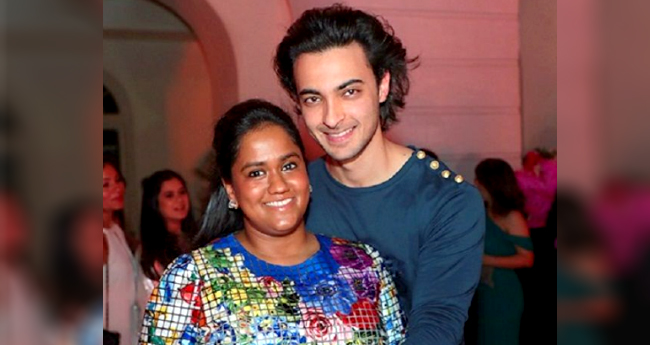 Aayush Sharma Shows Loveratri Trailer To Wife Arpita Before Everyone As A Birthday Gift