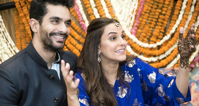Neha Dhupia Opens Up Not Talking About Her Pregnancy News Earlier