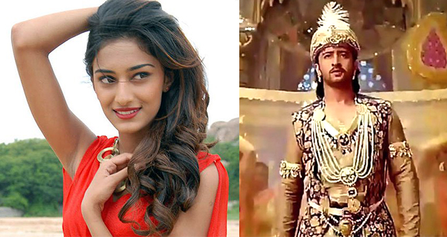 Erica Fernandez Is Praising Shaheer Sheikh's First Look From Dastaan-E-Mohabbat: Salim Anarkali