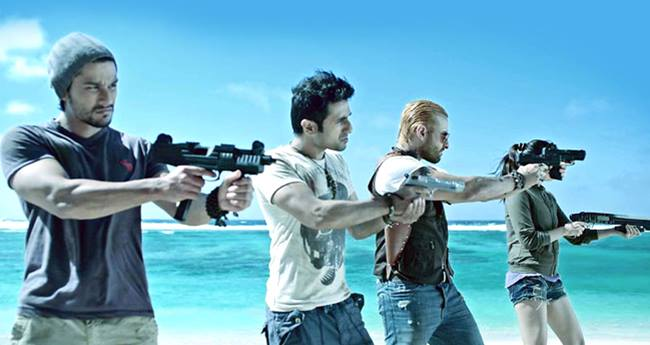Saif Ali Khan And His Gang Will Lock Horns With Aliens For Go Goa Gone Sequel