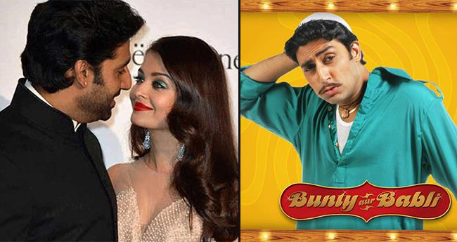 Abhishek Bachchan shares if sequel of Bunty Aur Babli is happening or not