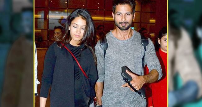Shahid Kapoor And Mira Rajput Will Welcome Their Second Child This Week