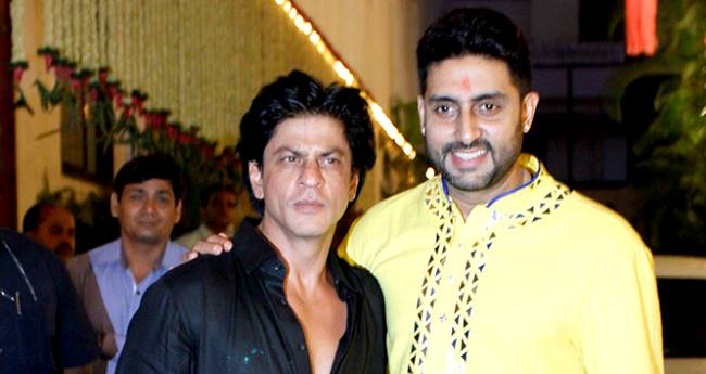 Abhishek Bachchan Reacts To Reports About SRK Playing Antagonist In Dhoom 4