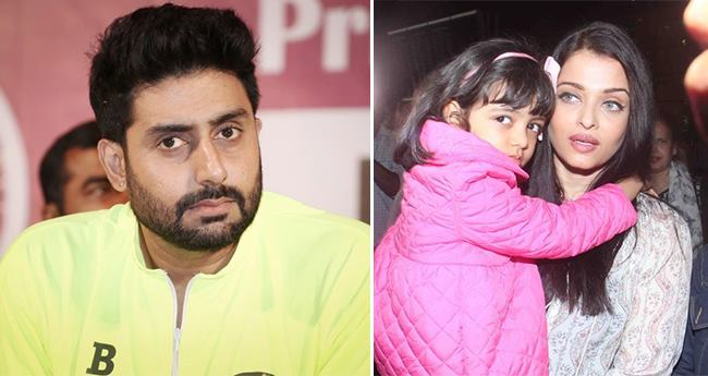 Abhishek Bachchan Speaks About Sending Daughter Aaradhya To A Boarding School