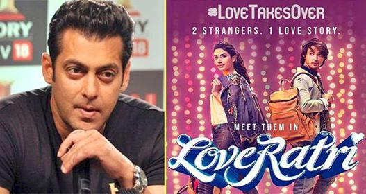 Salman Khan Speaks Up On Loveratri, Says It is not demeaning any culture, it's beautiful