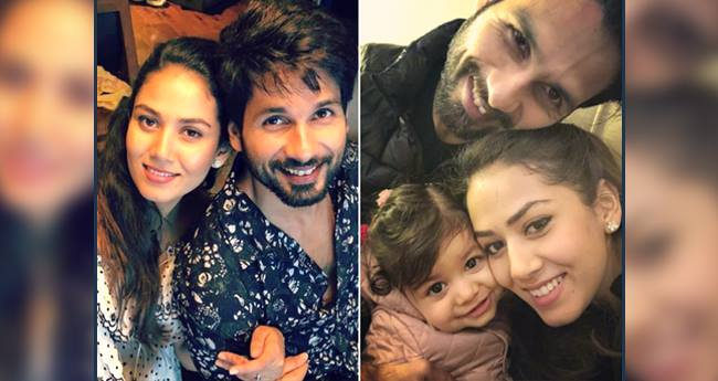 Shahid's Parents Neelima And Pankaj Feel The Family Is Now Complete With Arrival Of The Baby