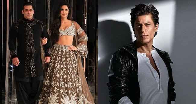 Shah Rukh Shifts Dates Of His Movie Zero For Salman Khan And Katrina's Film Bharat