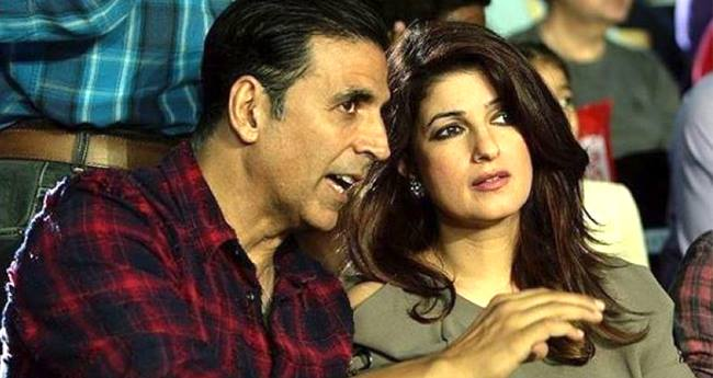 Akshay Kumar Doesn't Want Twinkle Khanna To Do 2 Things In Life, One Is Acting