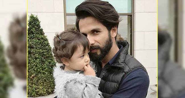 Shahid Kapoor Was Awake For About 35 Hours Straight When Baby Misha was Sick