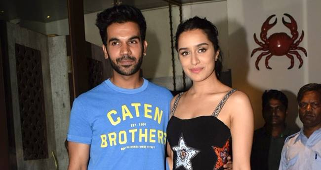 Shraddha Kapoor Says That Rajkumar Rao Is Her Favourite Co-Star