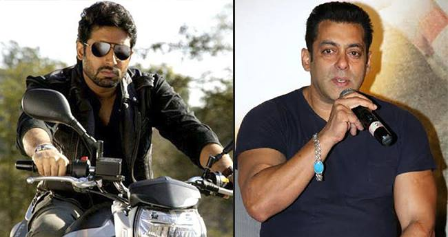 Salman Will Not Be A Part Of Dhoom 4 And It Has Nothing To Do With Abhishek Bachchan