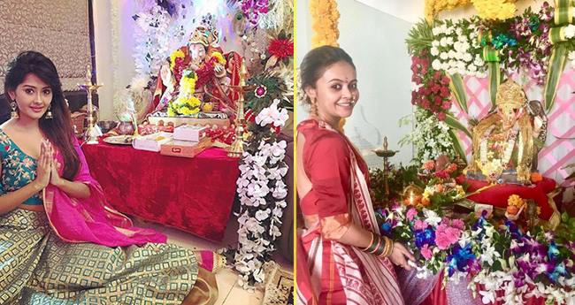 Ganesh Chaturthi Special: TV Stars Welcome Bappa To Their Homes, Share Their Excitement