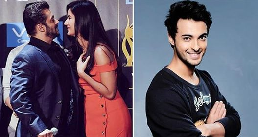 Aayush Sharma Says He Can't Romance Katrina Due To Her Equation With Salman Khan
