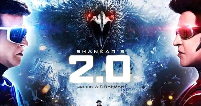 Akshay Kumar And Rajinikanth's Movie 2.0 Teaser Reached 32.4 Million Views In One Day