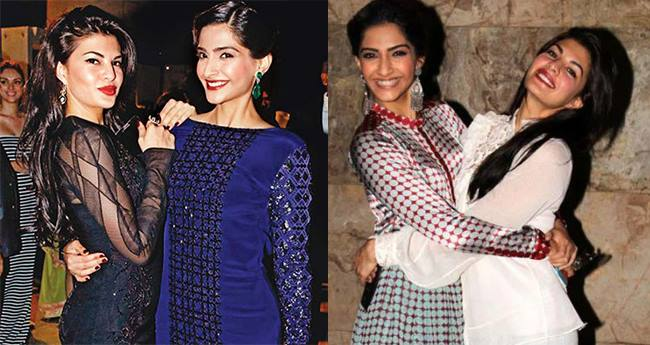 Sonam Kapoor Spilled Some Interesting Beans About BFF Jacqueline Fernandez' Personal Life