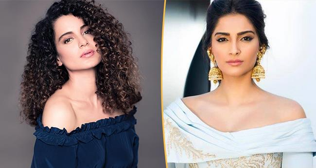 Sonam Kapoor Comments That Kangana Ranaut Is A Troublemaker