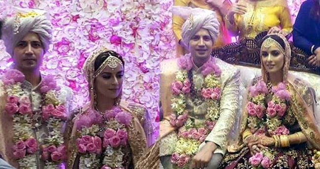 Sumeet And Ekta Gets Married, Pictures Are Too Beautiful For Words