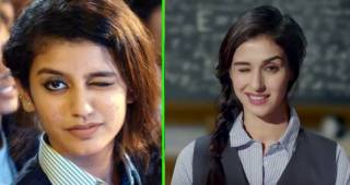 Disha Patani Just Recreated Eye-Wink Of Priya Prakash Varrier And We Can't Get Over Her