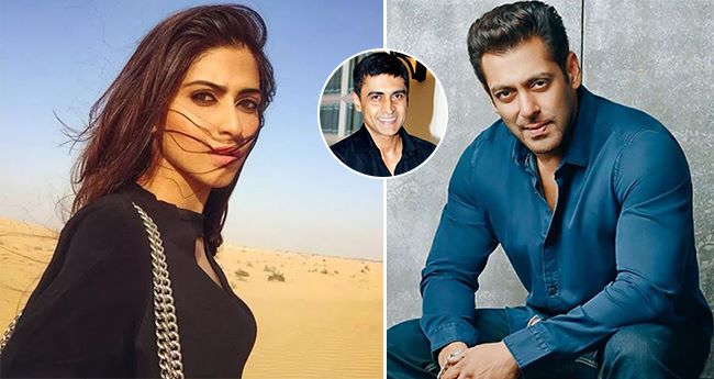 Salman Khan To Launch Mohnish Bahl's Daughter Pranutan Under His Home Banner