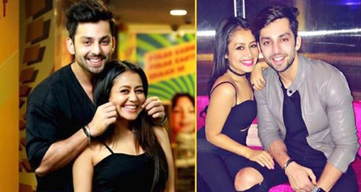Neha Kakkar and Himansh Kohli are truly, madly and deeply in love, Pics prove it all