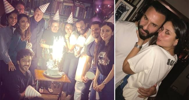 Kareena Kapoor Khan Celebrates Her 38th Birthday With Family Members