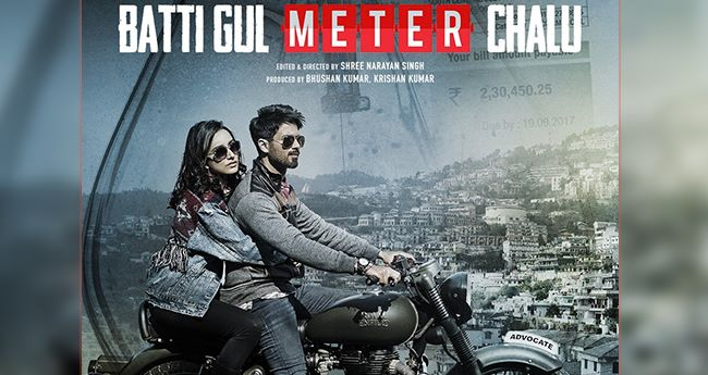 Batti Gul Meter Chalu box office collection Day 1: Shahid And Shraddha's Film Has A Low Start