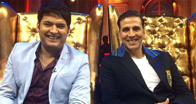 Akshay Kumar Is Kapil Sharma's Inspiration As He Is Making A Comeback