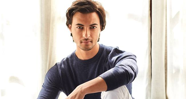 Aayush Sharma talks about whether he is interested in getting into politics or not