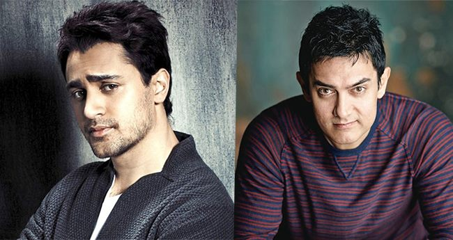 Imran Khan has no plans to direct his mamu Aamir khan, also gives reason for it