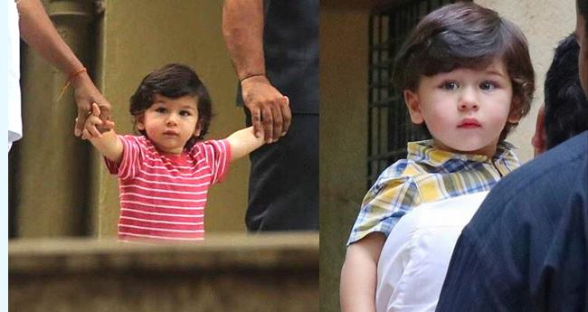 Taimur Ali Khan's nanny's salary will make you reconsider your paycheck