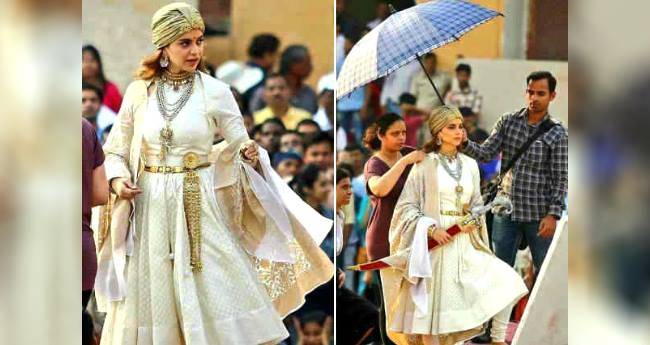 Turns Out Kangana Ranaut Rejected Taking Any Credits Of Being A Director Of Manikarnika