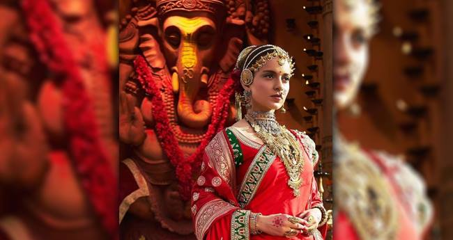 Kangana's Latest Look From Manikarnika Leaves Us Awestruck, Teaser To Release Soon