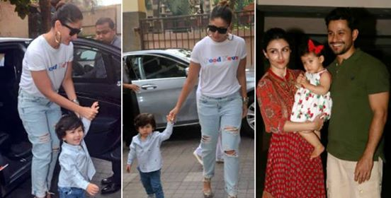 Inaaya's Birthday Bash unites the Pataudi's and the pictures are out to blaze us