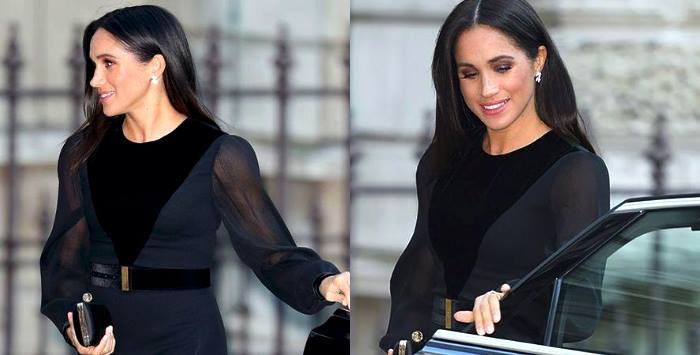 Duchess of Sussex, Meghan Markle Left Everyone Surprised By Closing Her Own Car Door