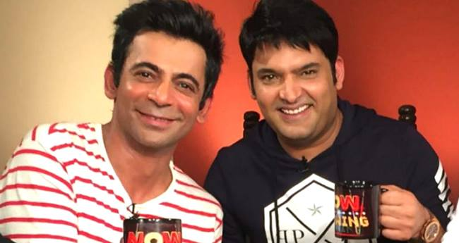 Kapil Sharma wishes good luck to Sunil Grover for Patakhaa, their Twitter chat will make your day
