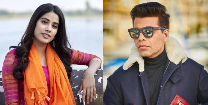 Janhvi Kapoor On Takht: I wouldn't have been more happy to be directed by Karan Johar