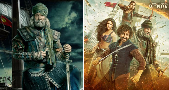 Thugs Of Hindostan goes viral on YouTube, crosses 27 million views in 24 hours