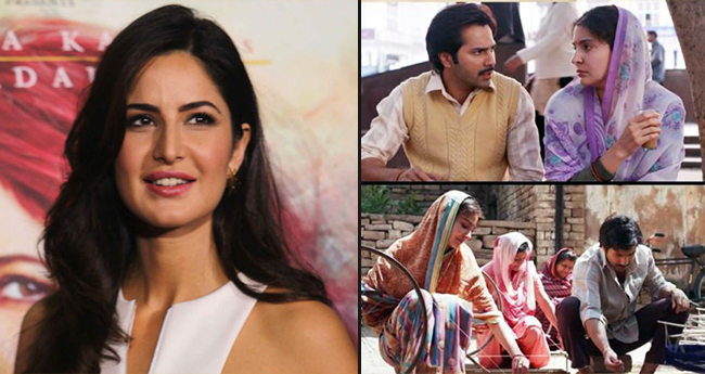 Katrina Kaif is also a part of Anushka and Varun starrer Sui Dhaaga: Made In India