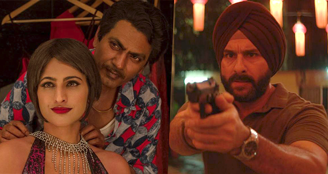 Netflix Hikes The Fee Of Saif Ali Khan and Nawazuddin Siddiqui After The Success Of Sacred Games
