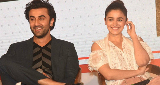 Alia Bhatt has reportedly turned a dietitian for co-star Ranbir Kapoor