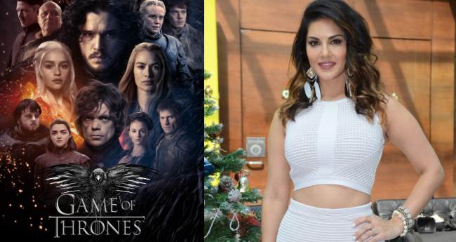 Sunny Leone Was Offered Game Of Thrones But She Turned Down The Role