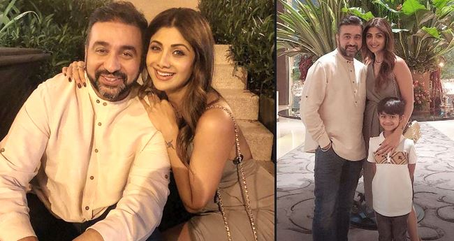 Shilpa Shetty's Birthday Wish For Hubby Raj Kundra On His 43rd Birthday Is Adorable