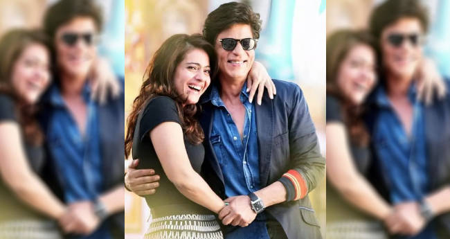 Shah Rukh Khan once said to his co-star Kajol to brush up her acting skills