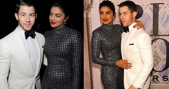 Priyanka Chopra And Nick Jonas Make A Stylish Appearance At Ralph Lauren's 50th Anniversary Show
