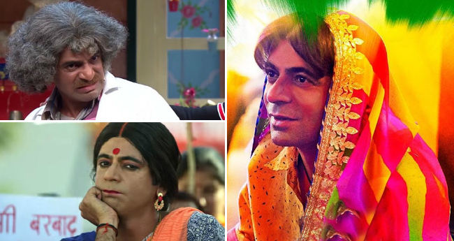 Sunil Grover Says Characters Of Gutthi, Rinku Bhabhi and Mashoor Gulati are extremely special to him