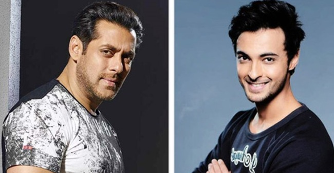 Loveyatri Star Aayush Sharma Considers Salman Khan As His Father Figure