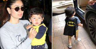 These pictures of Taimur, the Happy Camper, will make your weekend super happy