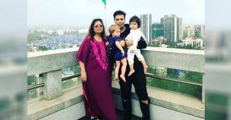 Karan Johar Tells How His Mom's Life Revolves Around His Kids And Its Too Beautiful